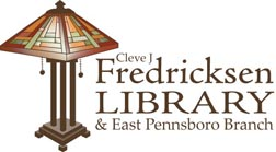 Fredricksen Library Logo